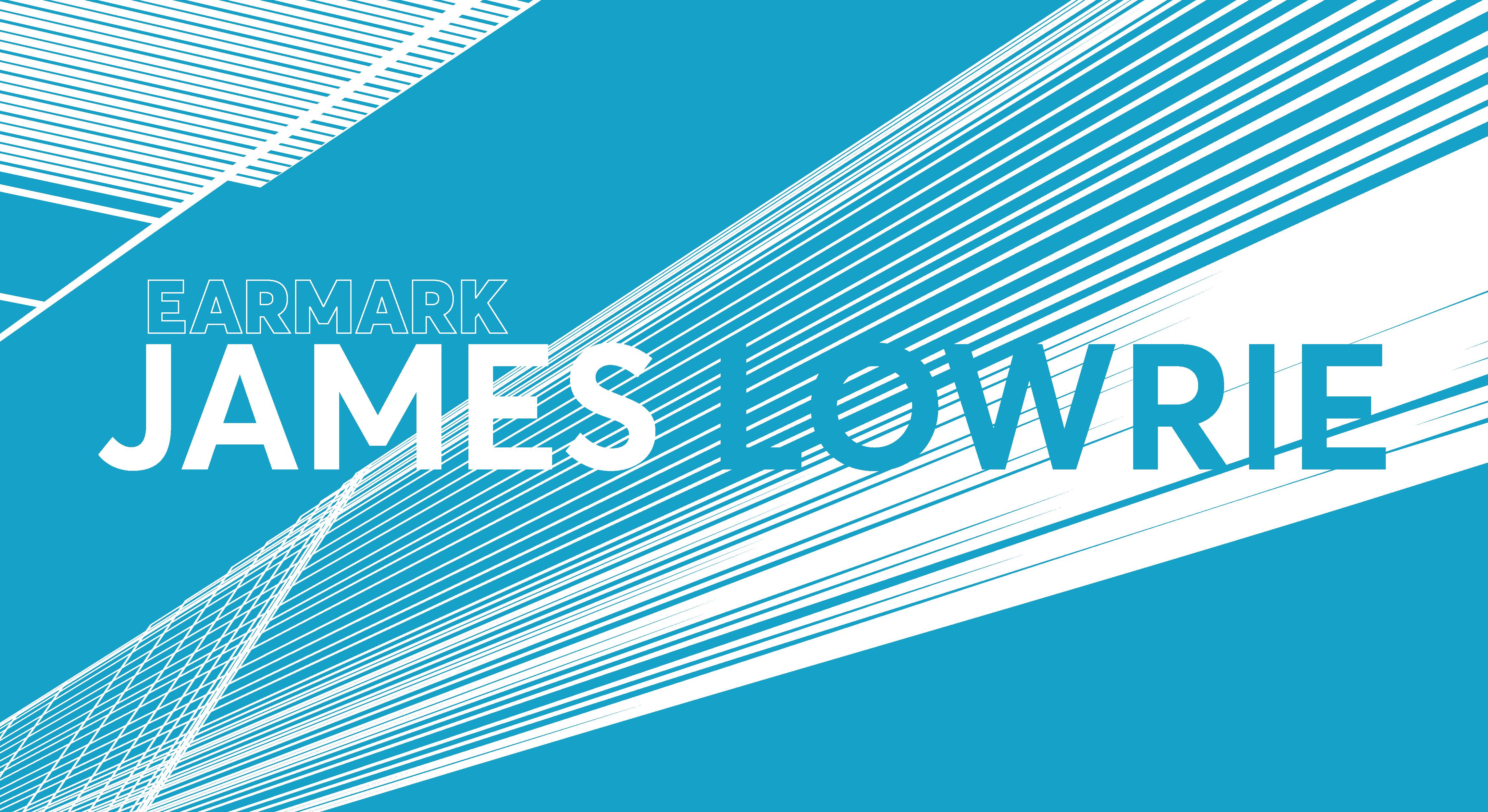Earmark James Lowrie