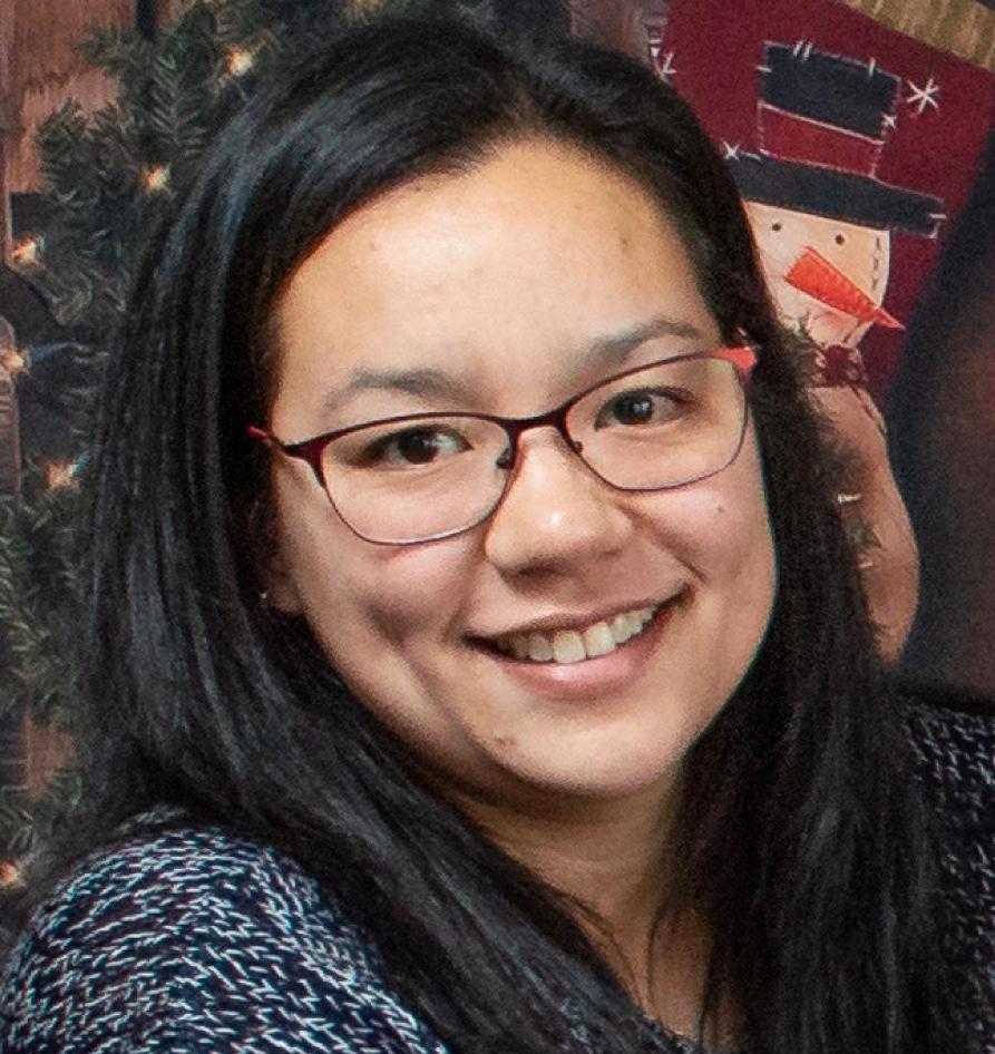 Music educator Danica Brokelman